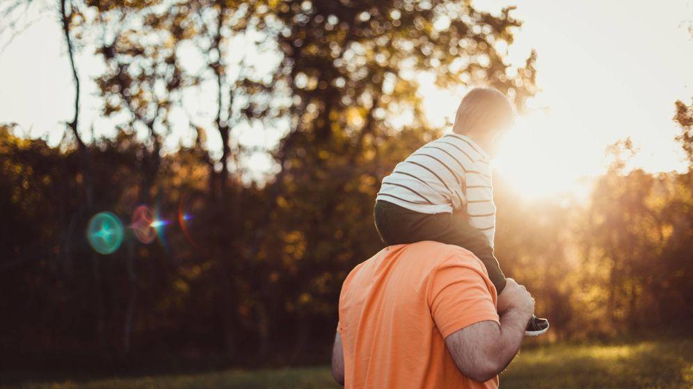 Foto: Poco se habla de uno de los grandes placeres de la paternidad: perder de vista a tus hijos.