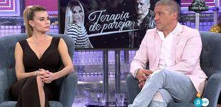 Post de Gustavo y María Lapiedra exprimen su crisis con una terapia de pareja en  TV