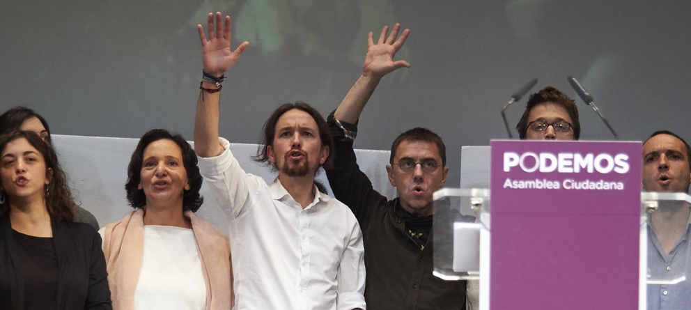 Foto: Desarrollo y no decrecimiento, el mayor error de Podemos