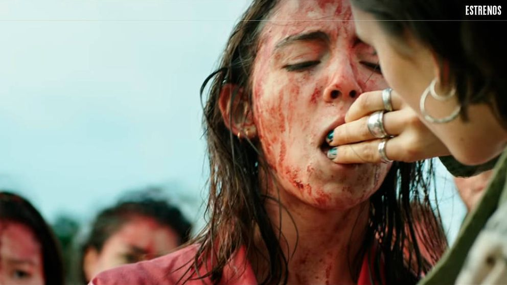 'Crudo': ¿a qué sabe la carne humana?