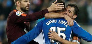 Post de Piqué y la batalla contra la 'maravillosa minoría' del Espanyol
