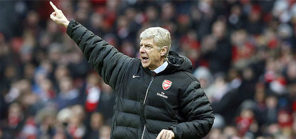 El 'cazatalentos' Wenger fía a David Villa su última oportunidad para triunfar en el Arsenal