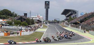 Post de Las nuevas obras de Montmeló cabrean a varios pilotos y favorecen a las Honda