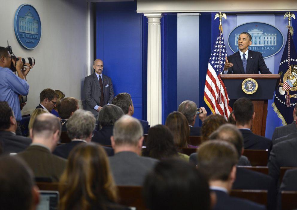 Foto: - El presidente de EE.UU., Barack Obama (Efe)
