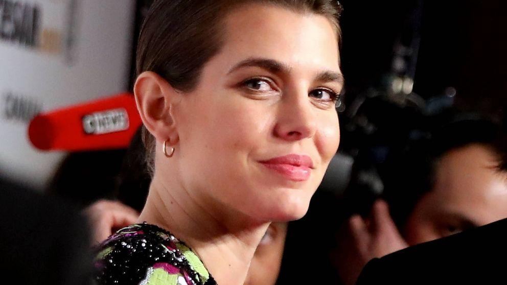 El poco favorecedor look de Carlota Casiraghi en los Premios César