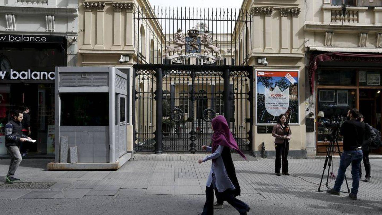 El consulado holandés en Estambul (Reuters)