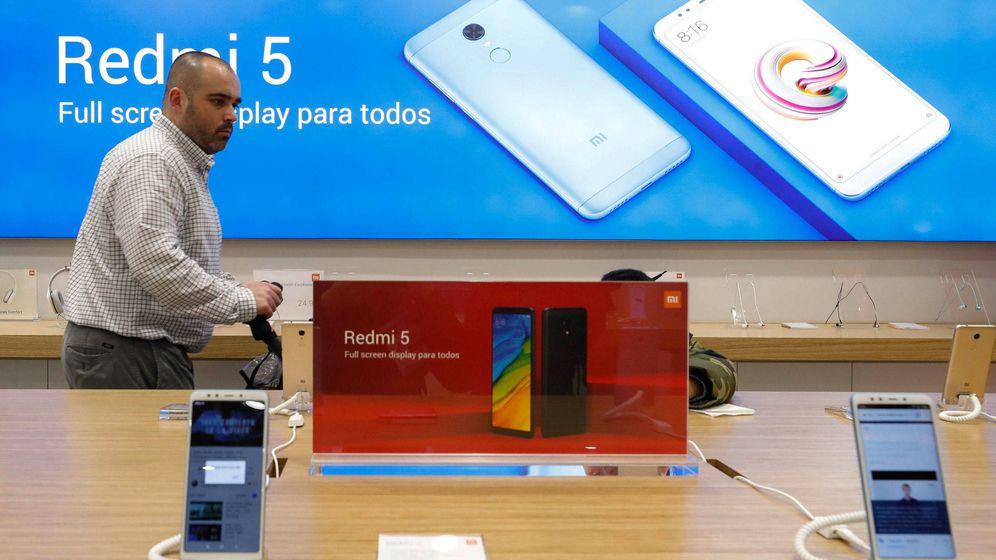 e786172da7e Chapuza de Xiaomi: sus móviles en tiendas de Madrid exponen datos de ventas  y clientes