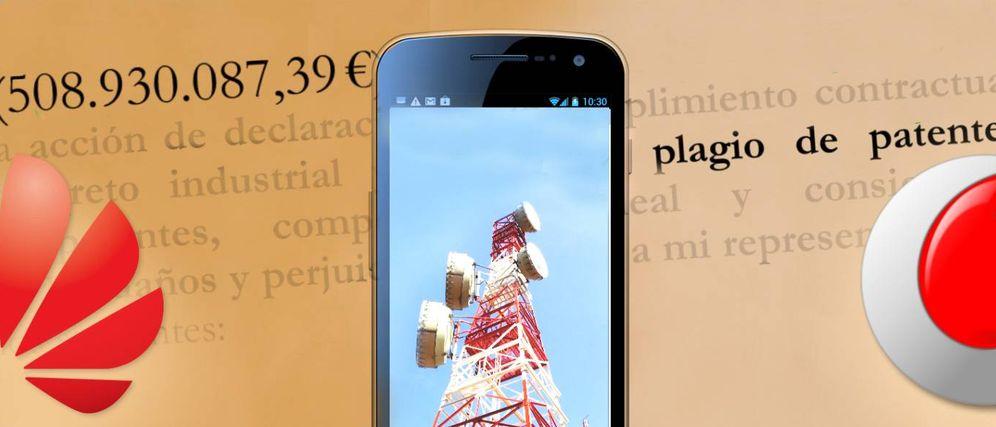 Foto: Huawei y Vodafone se enfrentan a un juicio histórico tras la demanda de una empresa tecnológica española. (EC)