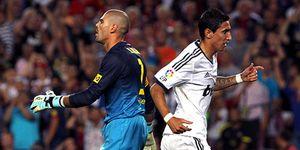 Valdés resucitó al Real Madrid pero fue Iker Casillas el que le dio la vida