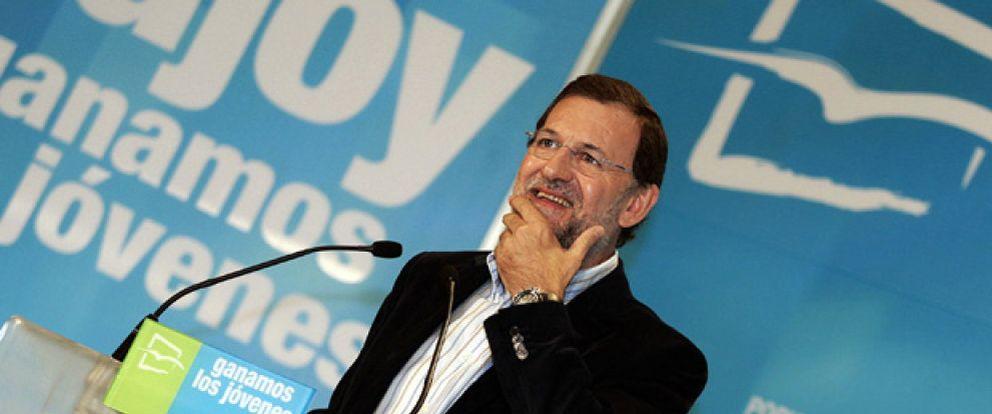 """Foto: Rajoy: """"Gallardón sería mejor ministro que cualquiera de los que hay en este Gobierno"""""""