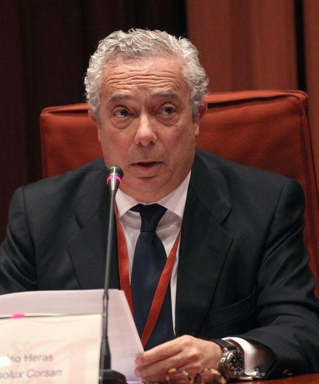 Foto: El presidente de Isolux, Luis Delso (EFE)