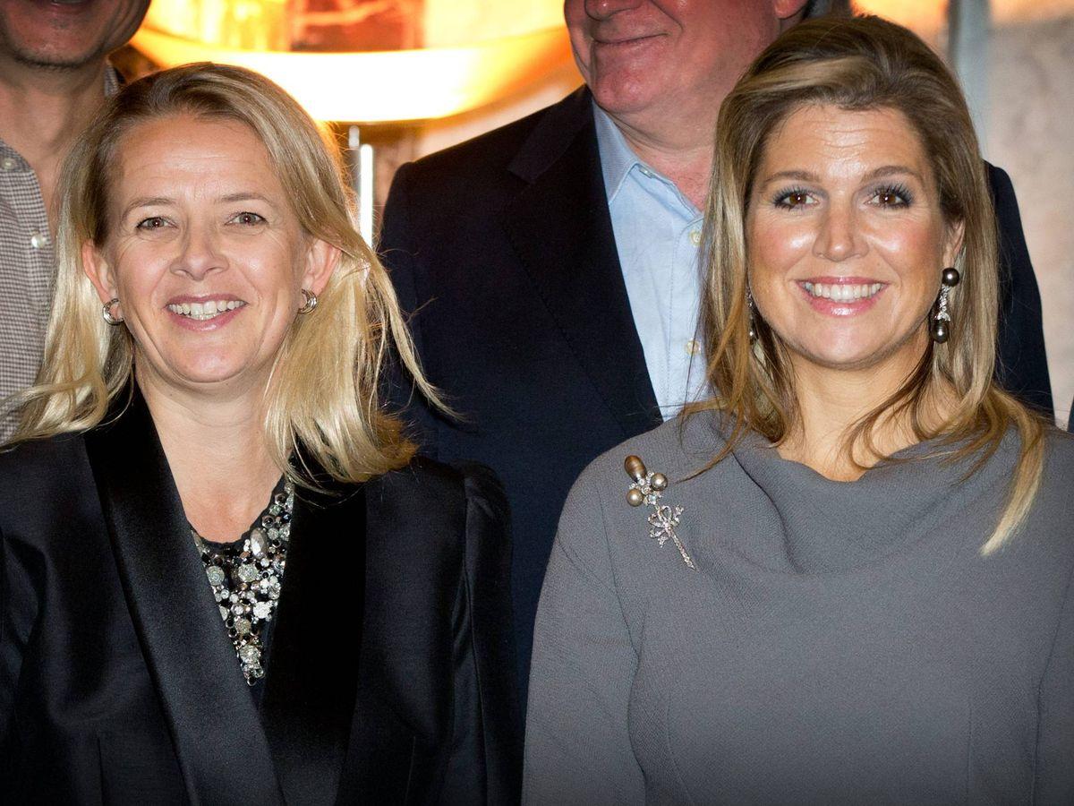 Foto: Máxima y Mabel de Holanda, en una imagen de archivo. (Cordon Press)