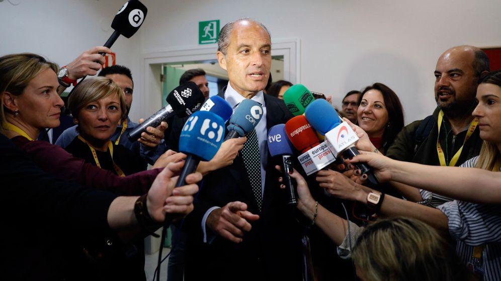 Foto: Francisco Camps quería que Garzón compareciese como testigo en la causa de la Fórmula 1 en Valencia.