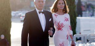 Post de En vídeo: Isabel Preysler y Vargas Llosa cuentan su escapada 'secreta' a Suiza