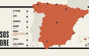 El mapa del 'quién es quién' entre los españoles del 'Offshore Leaks'