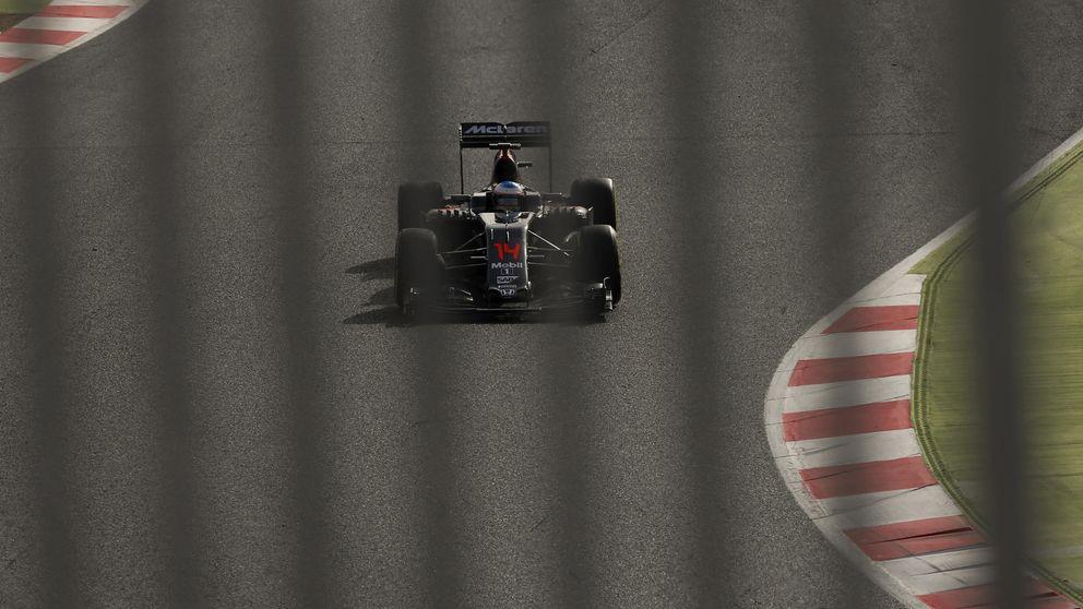 McLaren y Fernando Alonso: cómo exprimirse sin pasarse de la raya