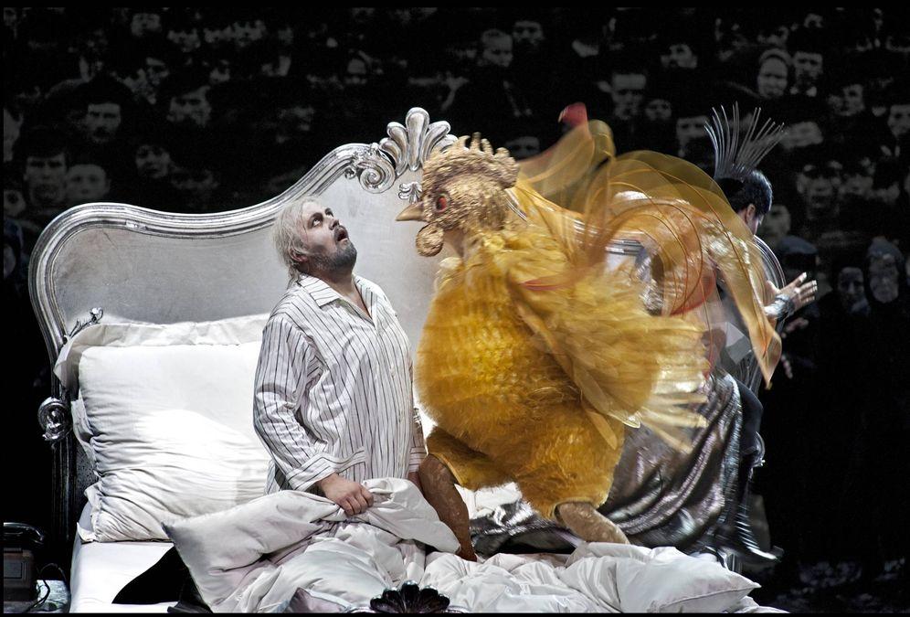 Foto: 'El gallo de oro' llega al Teatro Real (Matthias Baus | La Monnaie)