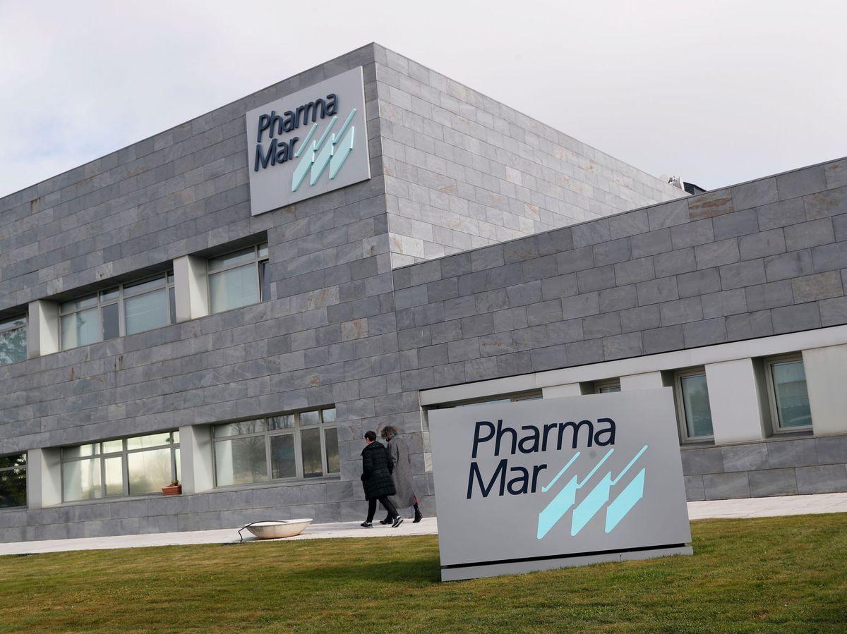 Foto: Sede de Pharmamar (EFE)
