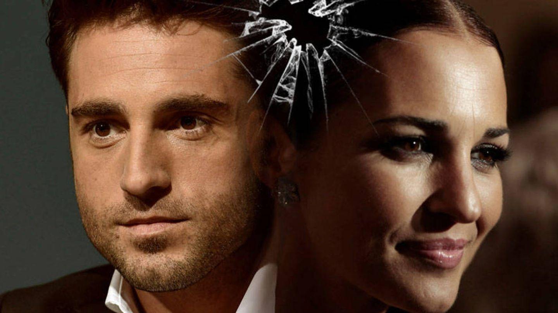 Paula Echevarría y David Bustamante en un fotomontaje de Vanitatis.