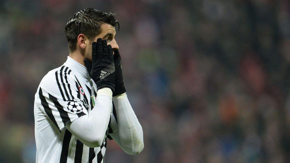 Morientes: Si Morata vuelve para ser secundario es mejor que no lo haga