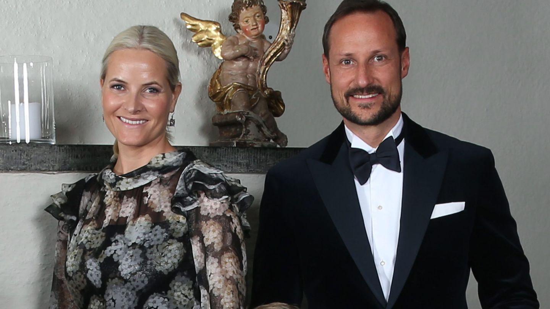 Haakon y Mette-Marit de Noruega. (EFE)
