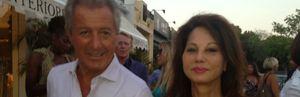 Jossie Binstock, el 'huracán vietnamita', vuelve a Marbella acompañada por Phillippe Junot