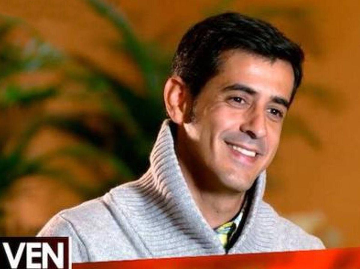 Foto: Víctor Janeiro, protagonista de 'Los miedos de...'. (Mediaset)
