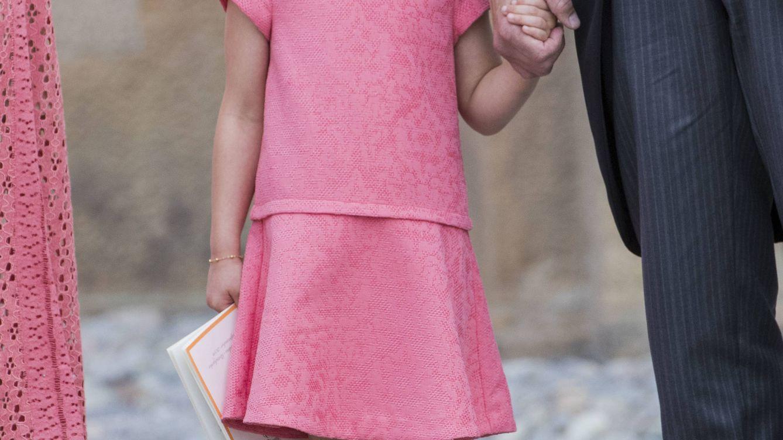 Foto: La princesa Estelle en una imagen de archivo (Gtres)