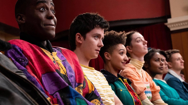 Imagen de la serie 'Sex Education'. (Netflix)