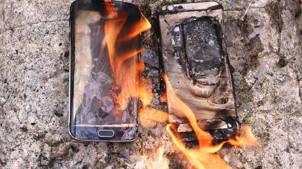 Impurezas y sobrecargas: por qué explotan las baterías de Samsung