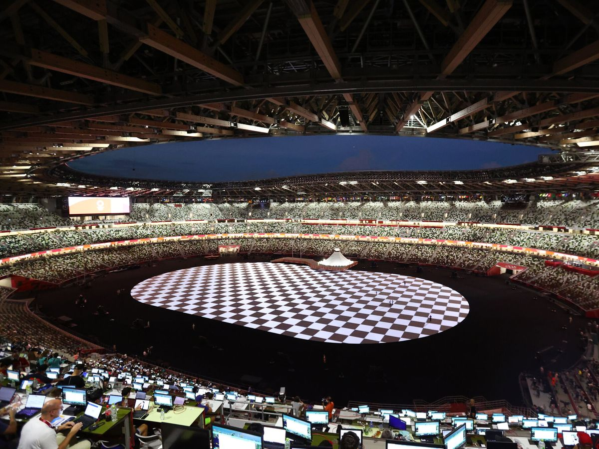 Foto: Más de 20 disciplinas compiten desde la 1:30 de la madrugada española en Tokio 2020 este sábado (Reuters)