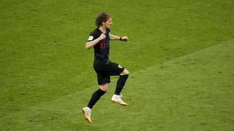 Croacia - Inglaterra en directo: segunda semifinal del Mundial de Rusia 2018