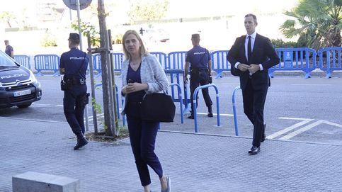Lorenzo Caprile acude al juicio del caso Nóos para apoyar a la infanta Cristina