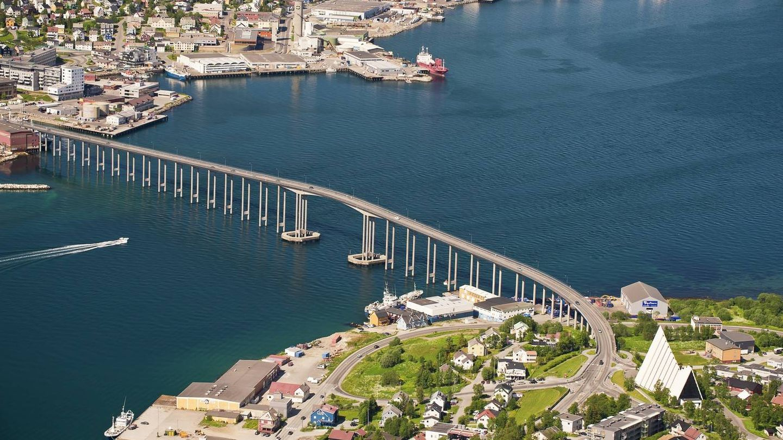 Tromsø, la puerta del Ártico. (Foto: CH - Visitnorway.com)