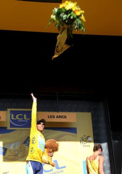 Foto: Contador ve la luz lejos del Astana