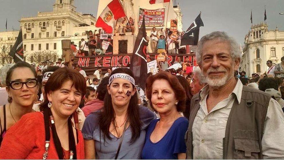 Patricia Llosa se manifiesta contra Fujimori ajena a su implicación en 'Los papeles de Panamá'