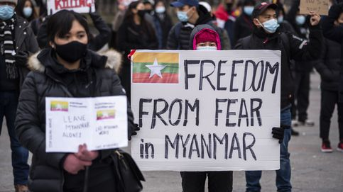 ¿Escenario Hong Kong? Los crecientes problemas de China en Myanmar
