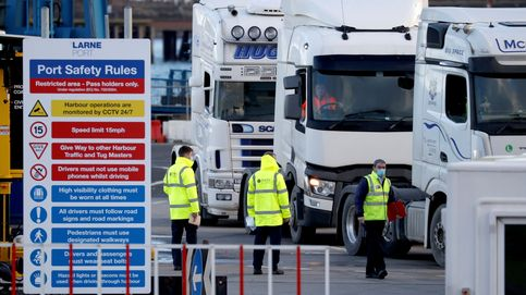 Suspenden los controles fronterizos en Irlanda del Norte por seguridad del personal