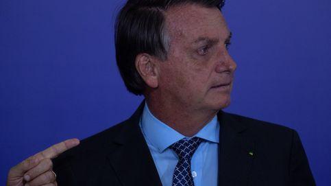 Bolsonaro, sobre el coronavirus: Dejen de ser un país de maricas