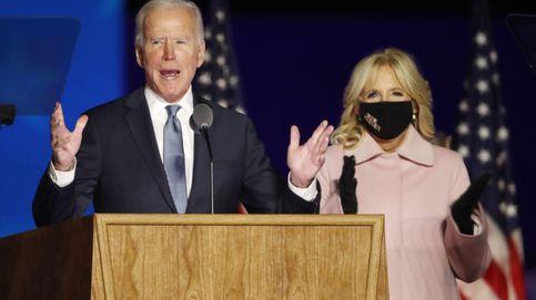 La mascarilla Mr Wonderful de Jill Biden y el look lady de Melania