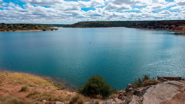 Laguna de Peñarroya. (Alamy)