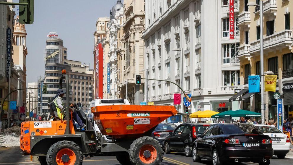 Algo no funciona: 43.500 coches más en Madrid desde que gobierna Carmena