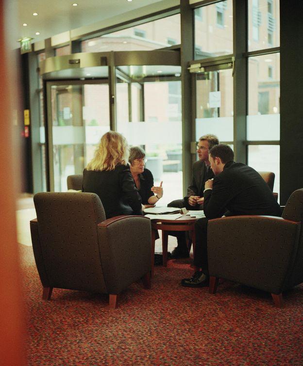Foto:  El problema de los lobbies es que su actividad, componentes y funcionamiento deben estar regulados con claridad. (Corbis)