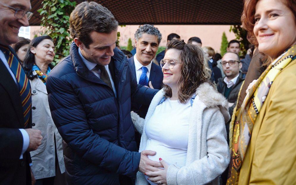 Foto: Pablo Casado, líder del PP. (EFE)