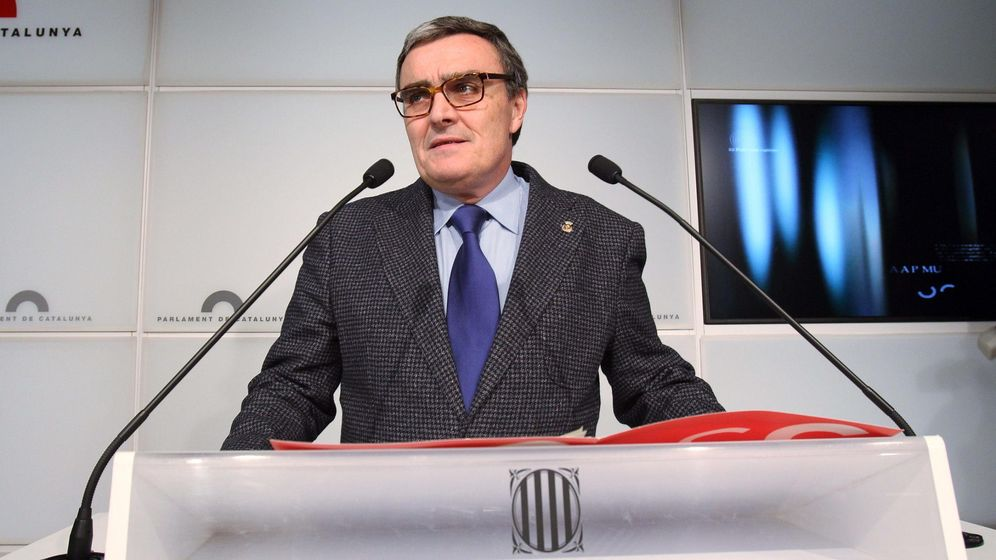 Foto: Fotografía de archivo de Àngel Ros, alcalde de Lleida y expresidente del PSC. (EFE)
