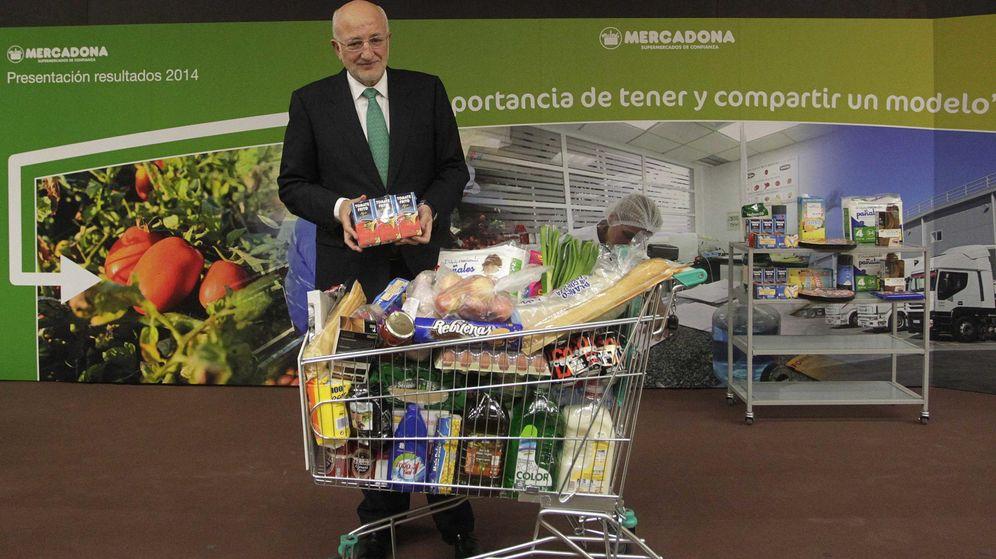 Foto: El presidente de Mercadona, Juan Roig. (Reuters)