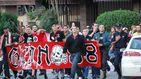 El informe que 'desnuda' a los ultras del Sporting de Gijón: El club hace de mecenas