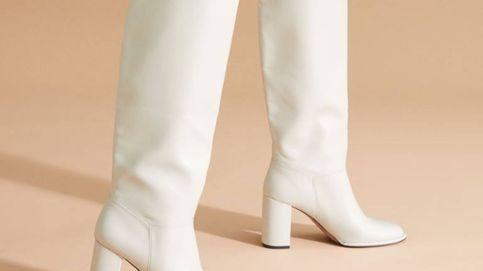 Las botas altas que vas a querer comprar son de H&M