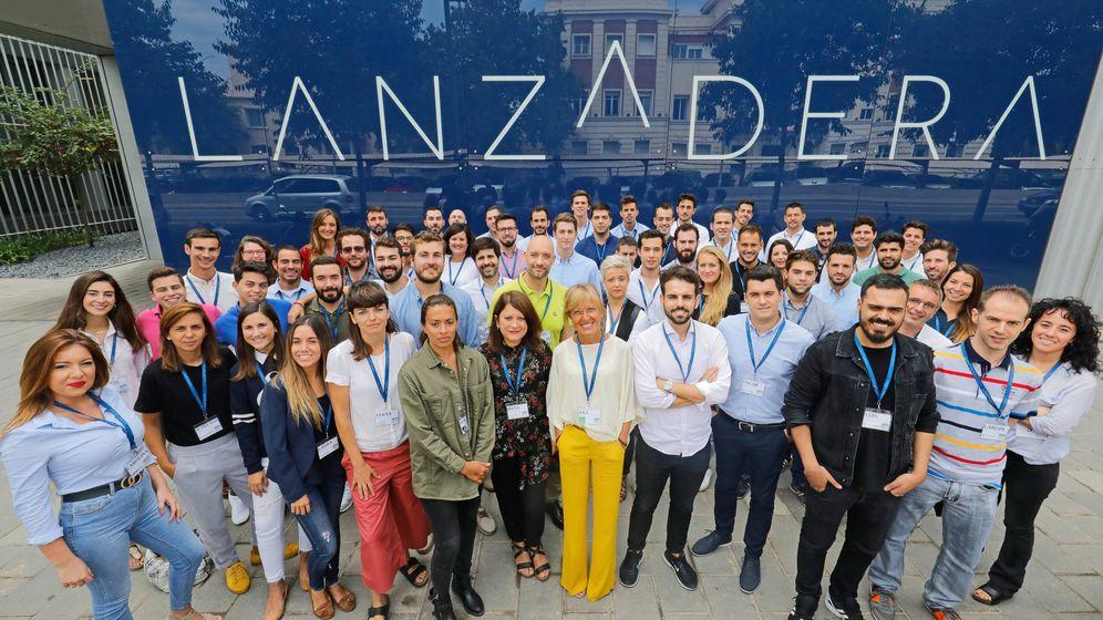 Foto: La nueva hornada de Lanzadera.