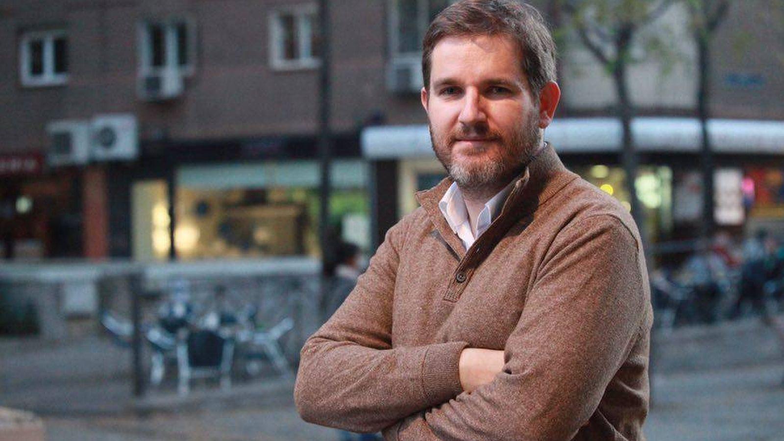Foto:  El sociólogo Ignacio Urquizu, diputado del PSOE por Teruel. (Wikipedia)